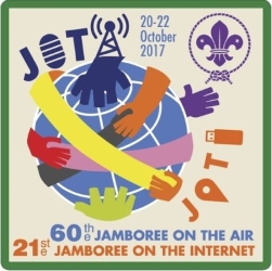60. Jamboree-on-the-air 2017 mit OE5XSC
